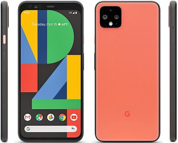 Google Pixel 4 Specifications