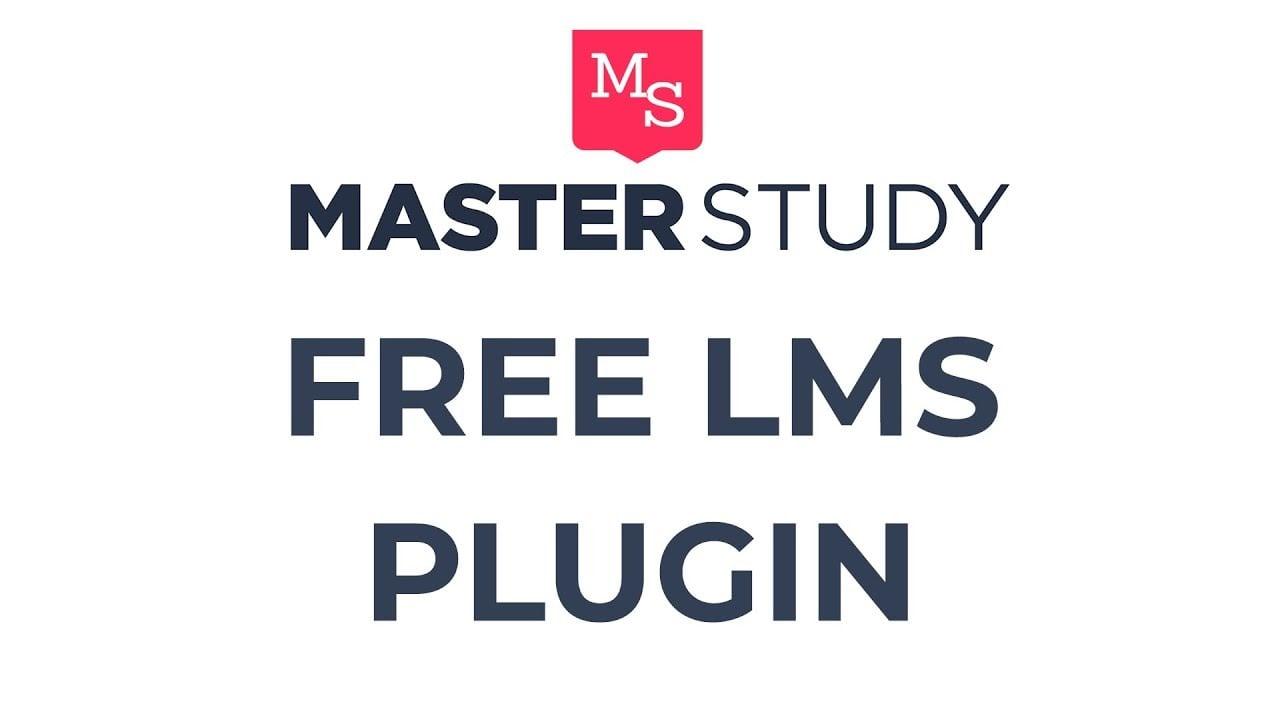 LMS plugin for wordpress