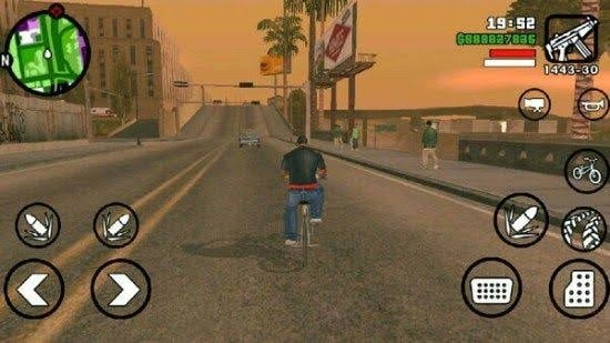 Free download GTA San Andreas Apk