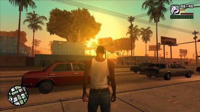 GTA San Andreas Apk obb