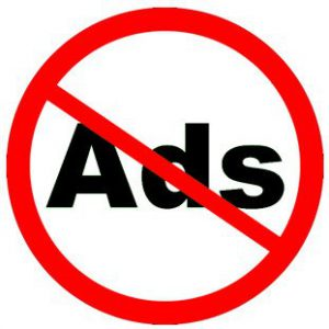 Removal of Ads and Unwanted apps