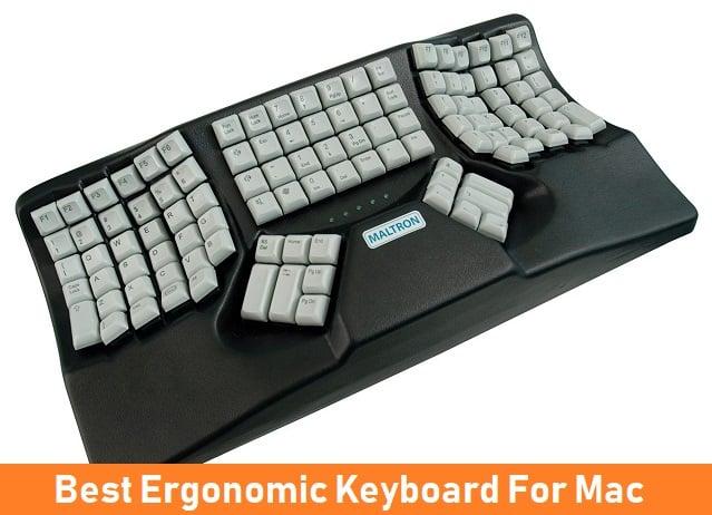 Best Ergonomic Keyboard For Mac