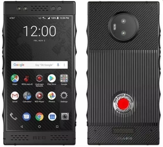 Red Hydrogen Two