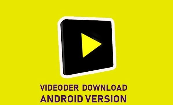 Videoder android apk download 2020 latest versions
