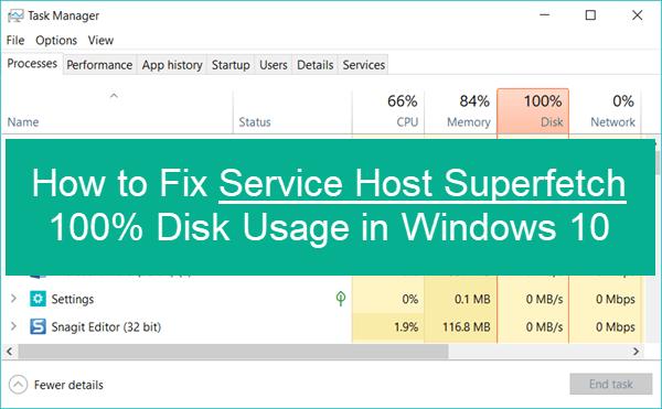 service-host-superfetch-100-disk-usage