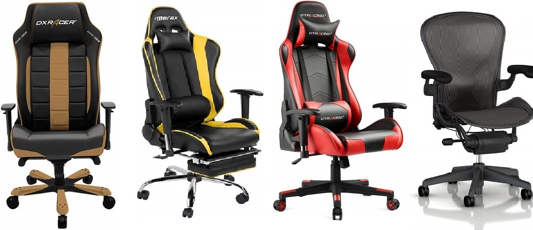 Top 10 Best Gaming Chair For Tall Person