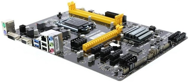 BIOSTAR H81A LGA 1150