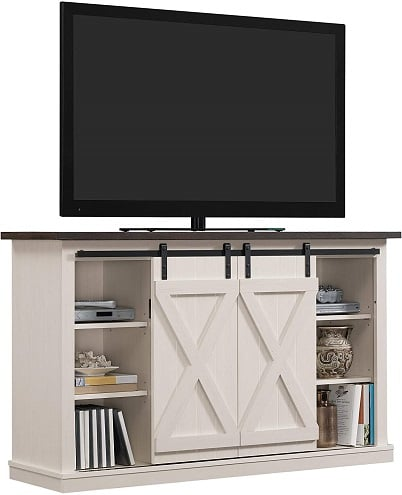 Pamari Wrangler Sliding Door TV Stand