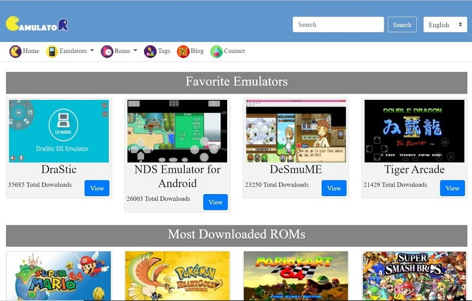 Rom Download Sites
