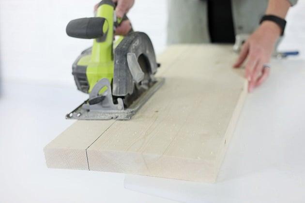 cut a board