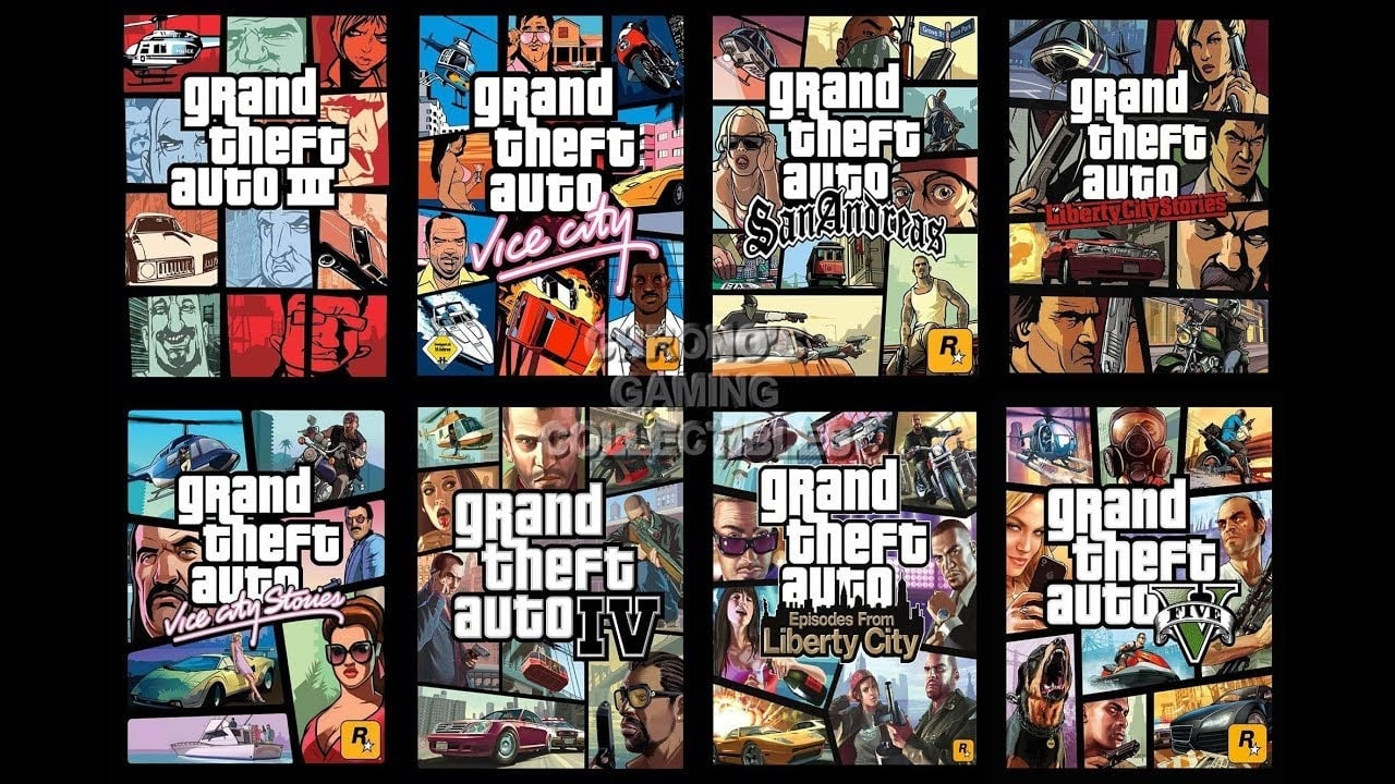 Ranking The 10 Greatest Rockstar Games Of All Time | TheGamer