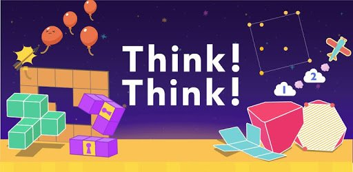 Think!Think! Brain training games for kids